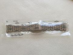 Breitling Montbrillant Uhrenarmband Edelstahl 20 mm 422A