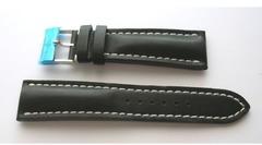 Breitling Kalbleder Dornschließenband 24 mm