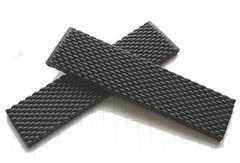 Breitling AERO Classic Kautschuk-Faltschließenbandteile 24-20 mm