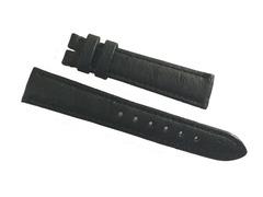 [Verkauft] Chronoswiss Lederband 16 mm schwarz kurz
