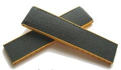 Breitling Twin Pro Faltschließenband 24-20 mm 257S Canvas-Kautschuk für Drückerfaltschliesse