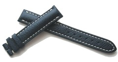 Breitling Dornschließenuhrband 15-14 Blau ohne Dornschließe