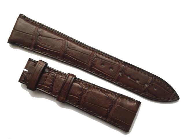 Girard Perregaux Alligator Uhrenarmband 20/16 mm braun