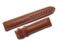 FORTIS Flieger Chrono Uhrenarmband 20 mm braun