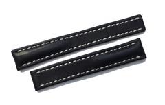 Breitling Damen Uhrband 15-14 mm Kalbleder schwarz 403 X