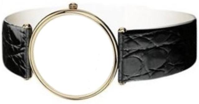 LONGINES Echt Krokodil Lederband 18/16 mm für La Grande Classique