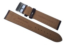 Breitling Lederband 20-18 mm 431X mit Schliesse