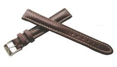 Breitling XL Dornschließenuhrband 15-14 Burgundbraun
