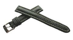 Breitling Dornschließenuhrband 15-14 Schwarz 121X inklusive Dornschließe