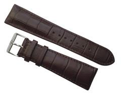 Meistersinger Uhrenarmband 22/18 mm Leder Braun
