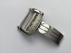 EBEL Edelstahl Faltschliesse 20 mm