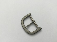 Nivrel Dornschliesse 16 mm Stahl matt