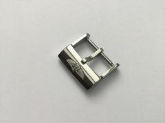 Breitling Dornschliesse 18 mm Edelstahl poliert