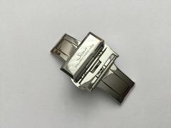 SINN Faltschliesse 18 mm Edelstahl
