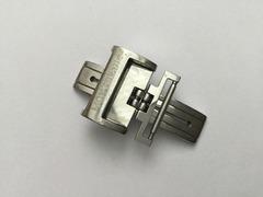Montblanc Faltschliesse 17 mm Edelstahl