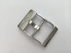 Breitling Diver Dornschliesse 18 mm poliert Edelstahl