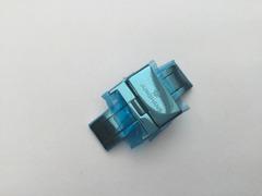 Junghans Butterfly Faltschliesse 18 mm Edelstahl poliert
