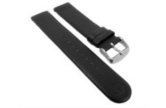 Uhrenarmband Leder Band schwarz für Timberland 65015G - 28134