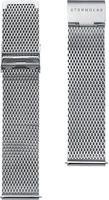 STERNGLAS Uhrenarmband »Milanaise 20 silber, SBA00/403«