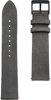 STERNGLAS Uhrenarmband »Vintage 20 beton schwarz, SBA00/312«