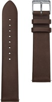 STERNGLAS Uhrenarmband »Premium 20 dunkelbraun silber, SBA00/104«