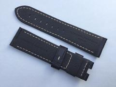 Panerai Lederband 24/22 mm Alligator Braun XL