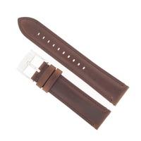 Fossil Uhrenarmband Lb-Me3110 Ersatzband Me3110 Leder 22 mm Braun