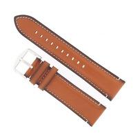 Fossil Uhrenarmband Lb-Me3140 Ersatzband Me3140 Leder 22 mm Braun