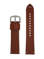 Fossil Uhrenarmband Lb-Me3159 Ersatzband Me3159 Leder 22 mm Braun