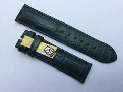 Chronoswiss Uhrenarmband 18/18 mm Alligator Grün