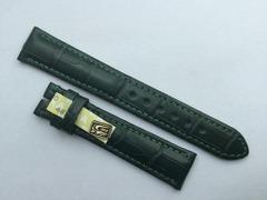 Chronoswiss Uhrenarmband 18/16 mm Alligator Grün