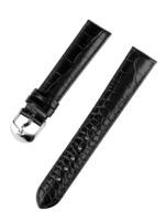 Ingersoll Ersatzband [18 mm] schwarz m. silberner Schließe Ref. 27188