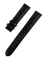 Ingersoll Ersatzband [18 mm] schwarz ohne Schließe Ref. 27186