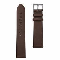 Sternglas Uhrenarmband Premium Dunkelbraun 20 mm