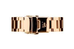 Vintro Watches Uhrenarmband Edelstahl - Roségold