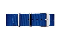 Vintro Watches Uhrenarmband Textil - Blau