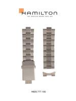 HAMILTON TITAN TITANARMBAND 22MM H605777100