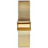 LOUIS XVI STAHLBAND MILANAISE - GOLD - 22 MM